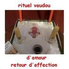 rituel d'amour de la magie